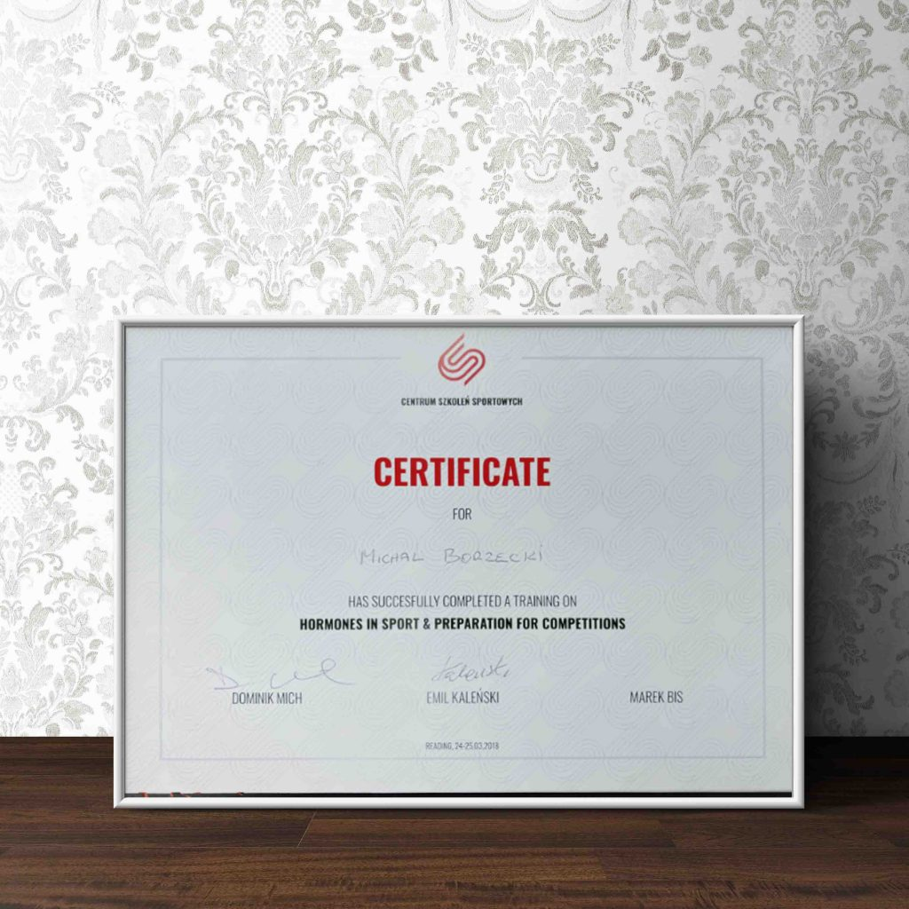 michal-borzecki-expert-6pack-supplements-certificate-6pack-sixpack-six-pack